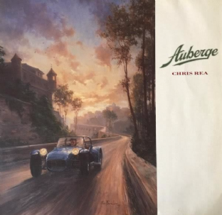 Chris Rea - Auberge (LP) (G/G++)